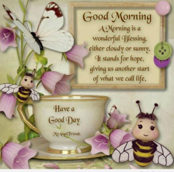Good Morning Blessings Have a Good Day Images for Facebook & Whatsapp