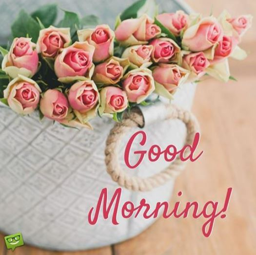 Good Morning Images with Flowers for Her