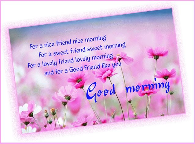 Good Morning Wishes Images Pic