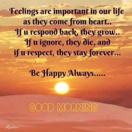 Happy Good Morning Images with Quotes Photo