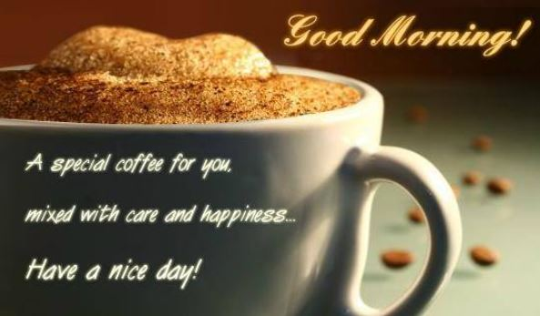 Have a Nice Day Good Morning Coffee Images photo