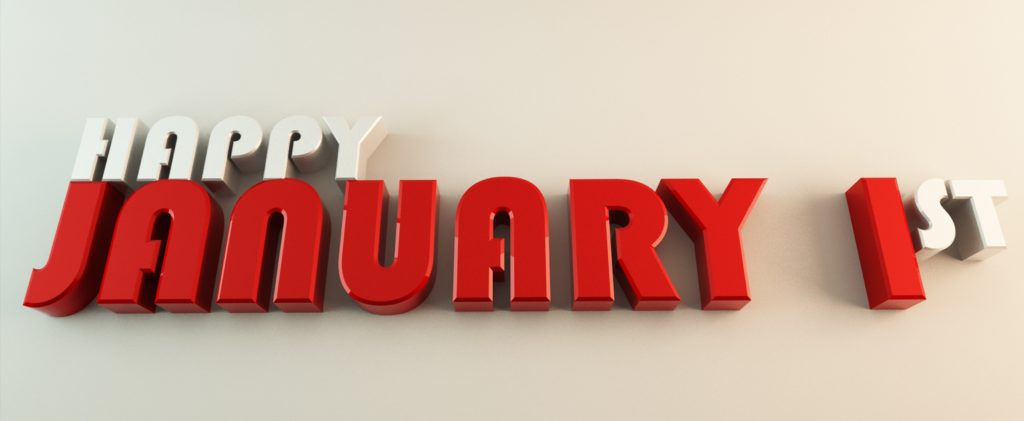 Happy January 1st Images Wallpaper