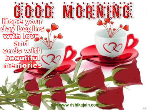 Good Morning My Love Image