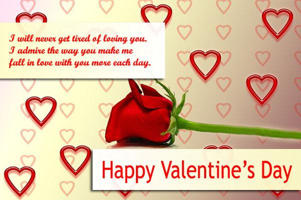 Happy Valentine's Day Quotes Image