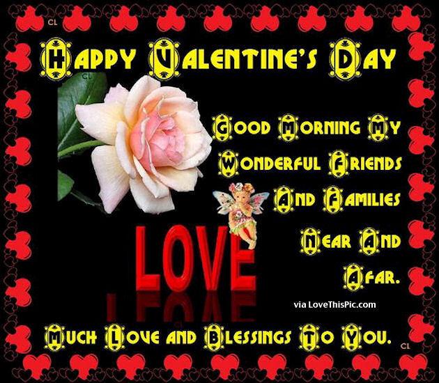 Happy Valentine's Day Love You