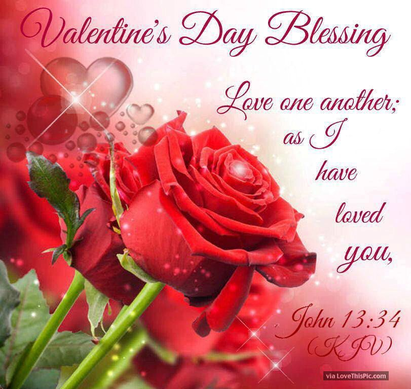 Valentine's Day Blessing