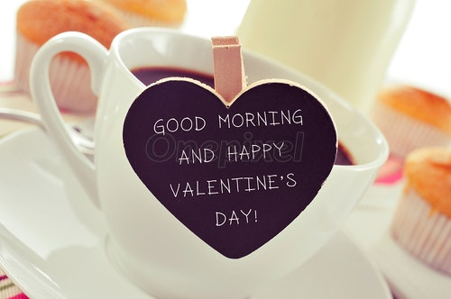 Good Morning And Happy Valentine's Day