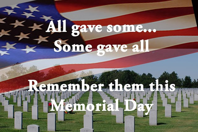 Awesome Quotes Memorial Day Remember the Fallen