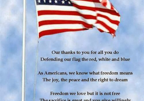 Freedom Poems Prayer Memorial Day Images