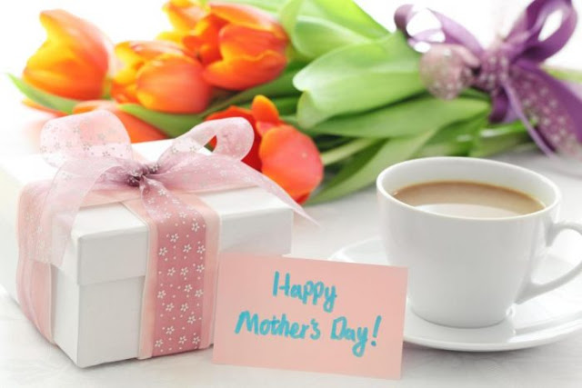 Happy Mothers Day Breakfast Image Picture Free