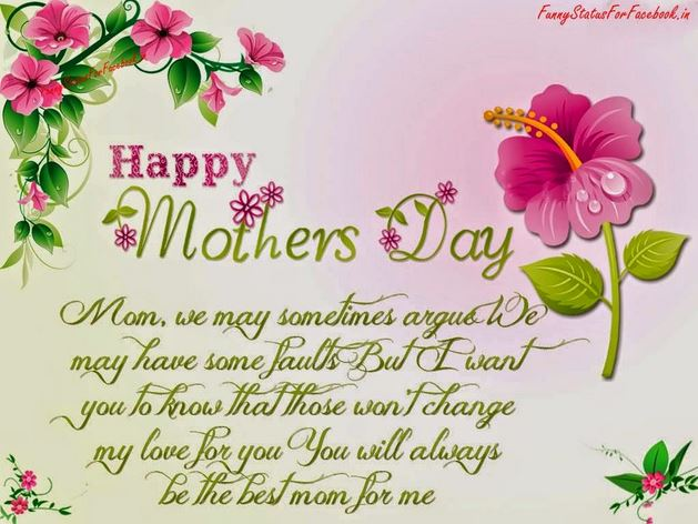 Happy Mothers Day Cards Messages Wishes Images for Friends & Family