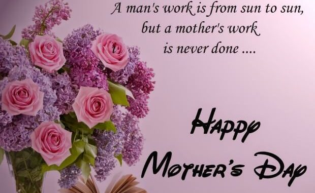 Happy Mothers Day Flowers Pics