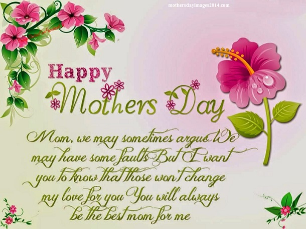 Happy Mothers Day Images and Quotes with Picture