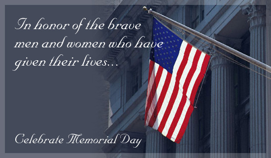 Honoring Memorial Day Brave Quotes