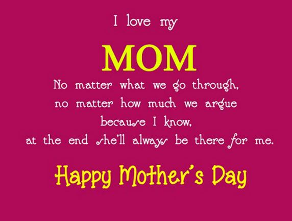 Images of Mothers Day Wishes Quotes