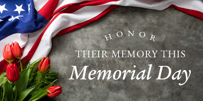 Memorial Day Remembrance Quotes - Honoring Their Memory on this day
