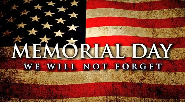 Memorial Day We Will Not Forget Images