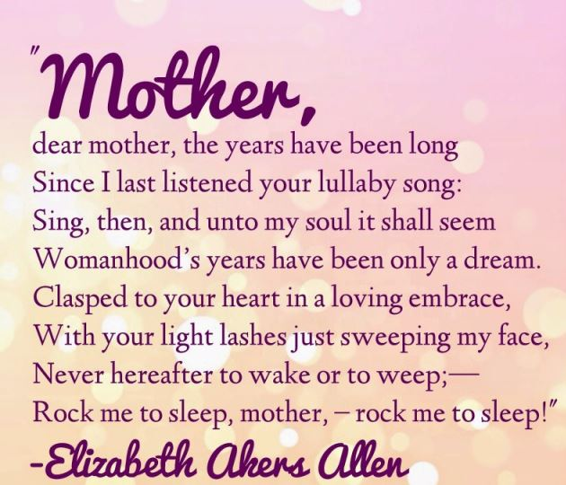 Mom In Heaven Quotes From Daughter – Avalonit.NET