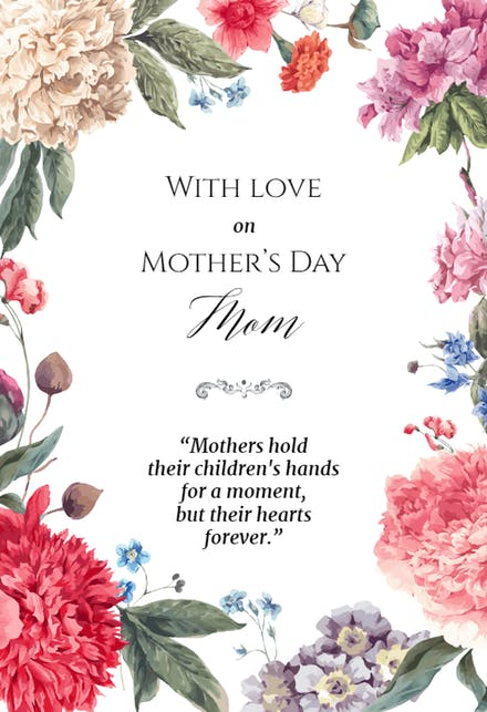 Mothers Day Greetings Images Pictures