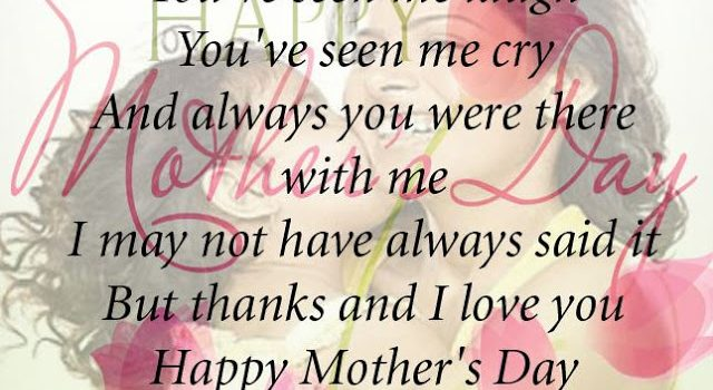 Mothers Day Messages Wishes from Daughter for Facebook