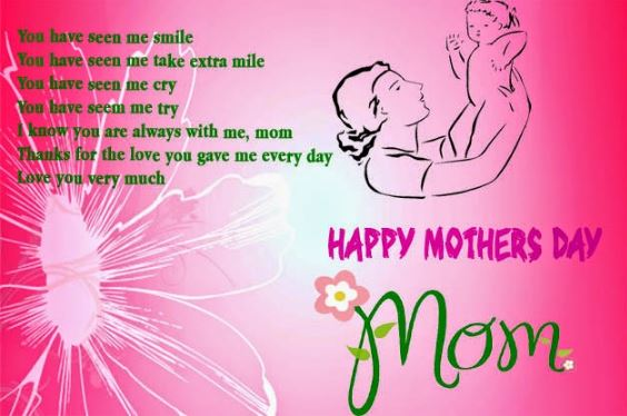 Mothers Day Messages, Wishes with 2019 Quotes & Images for