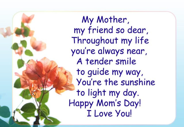 Mothers Day Quotes from Daughter Image