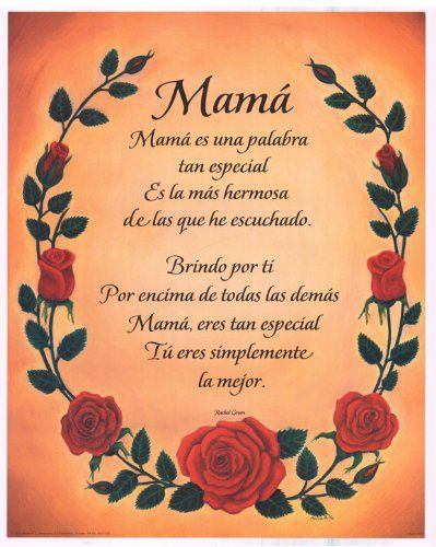 Mothers Day Quotes in Spanish Image