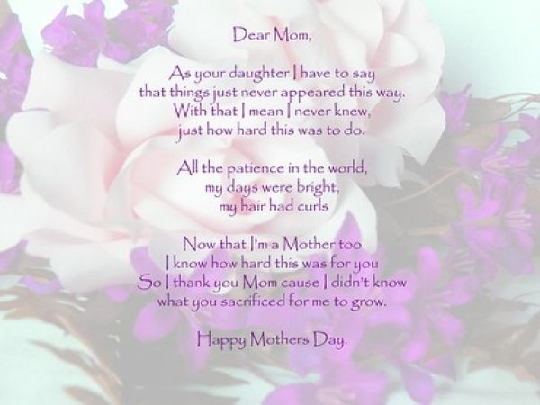 Mothers Day in Heaven I Miss You Mom Images