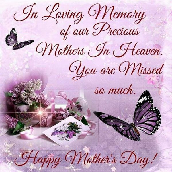 Pics with Quotes for Mother in Heaven on Mother's Day