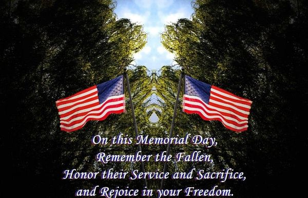 Remember The Fallen Quotes - Honor their Service and Sacrifice