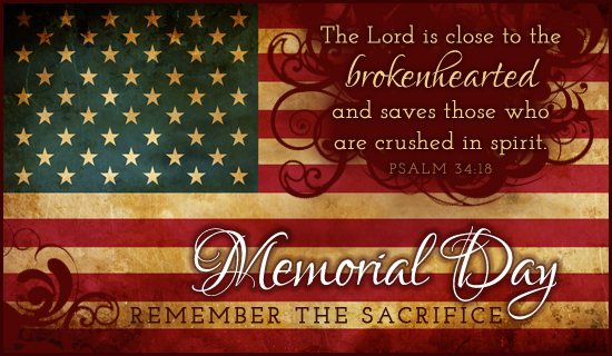 Remember the Sacrifice Memorial Day Images