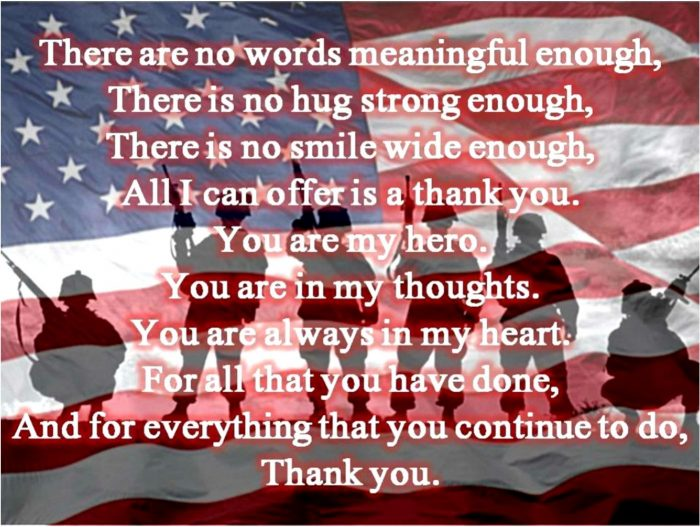 Thank You Quotes Memorial Day Picture
