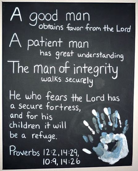 Christian Fathers Day Bible Quotes Images