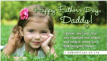 Happy Fathers Day Bible Quotes