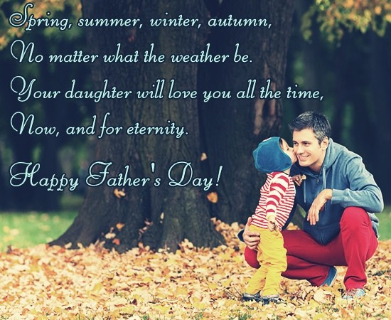 Happy Father's Day Quotes from Daughter Image