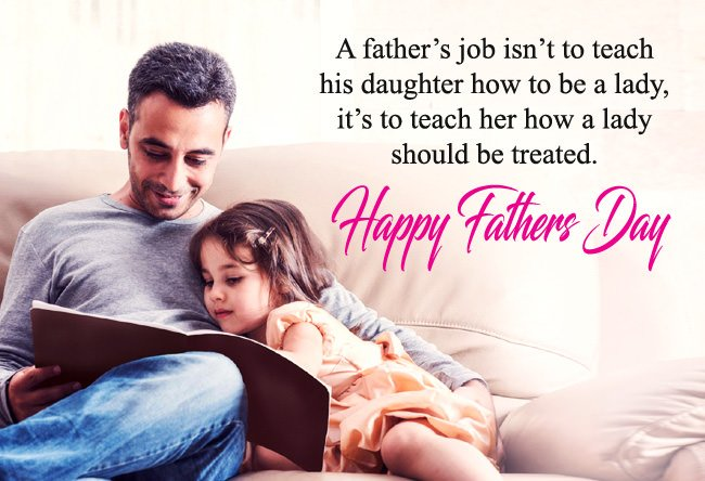 Inspirational Father Daughter Quotes Images
