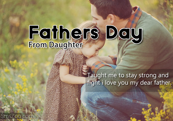 Quotes Fathers Day From Daughter Image