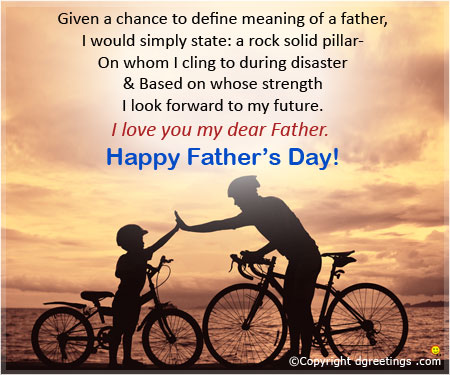 Step Dad Fathers Day Quotes Images