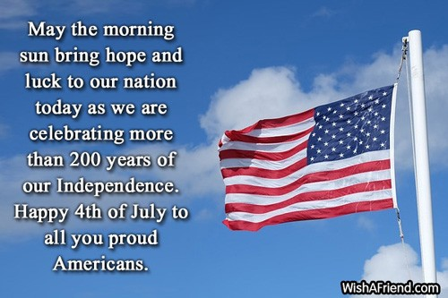 Best and Inspirational Fourth of July Quotes and Sayings with Images