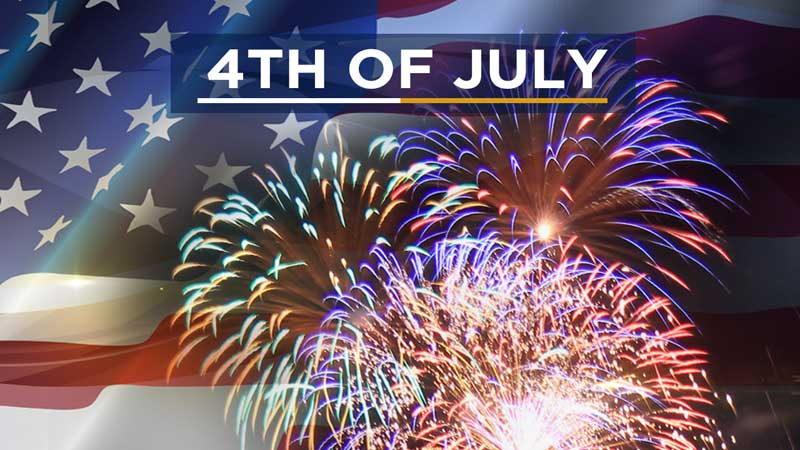 4th Of July Graphics Fireworks