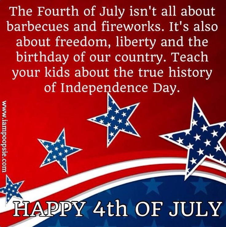 4th of July Why do we celebrate US Independence Day