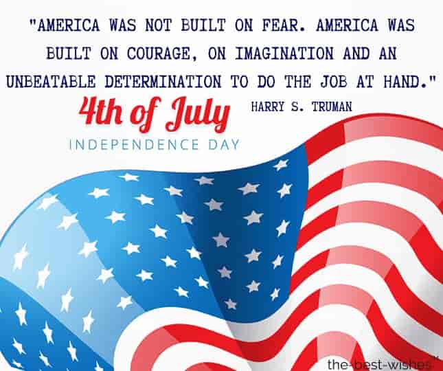 4th Of July Independence Day Pics and Cute Motivational Quotes