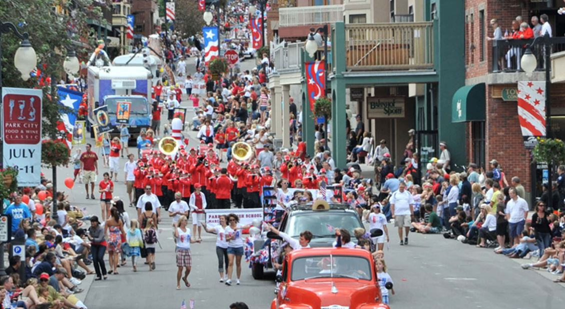 Fourth of July Parade Images
