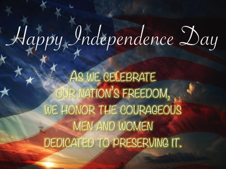 Happy Independence Day USA 4th Of July Image Picture