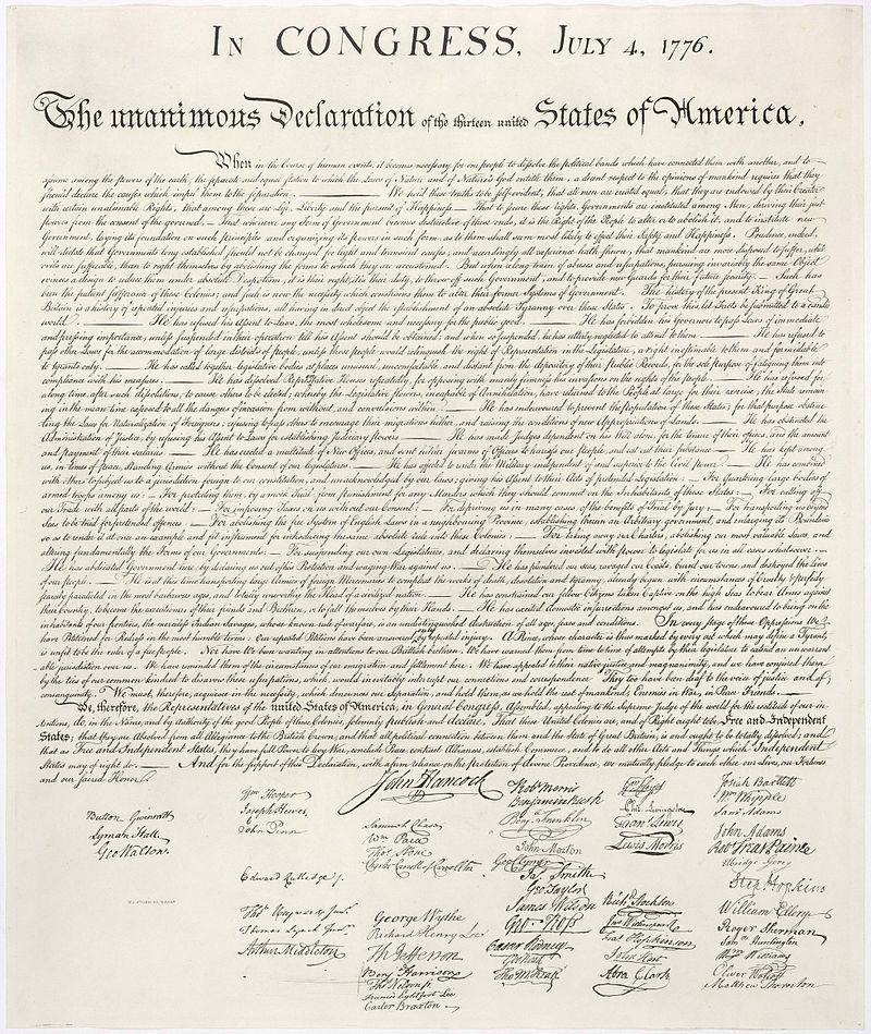 United_States_Declaration_of_Independence_Image_July_4_1776