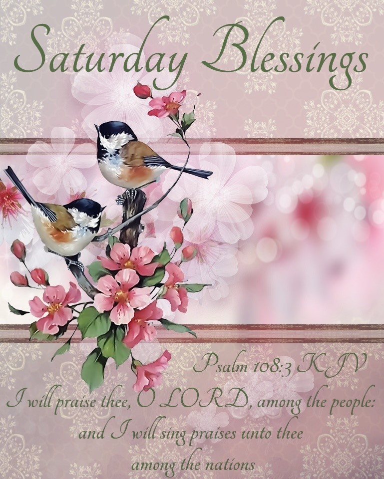 Saturday Blessings LORD Sayings Quotes Images