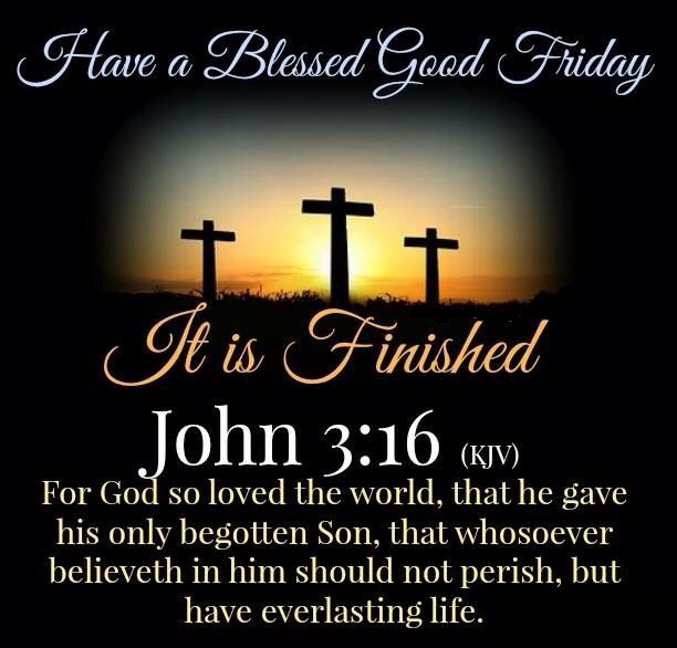 Blessed Good Friday Bible Verses Quotes Images