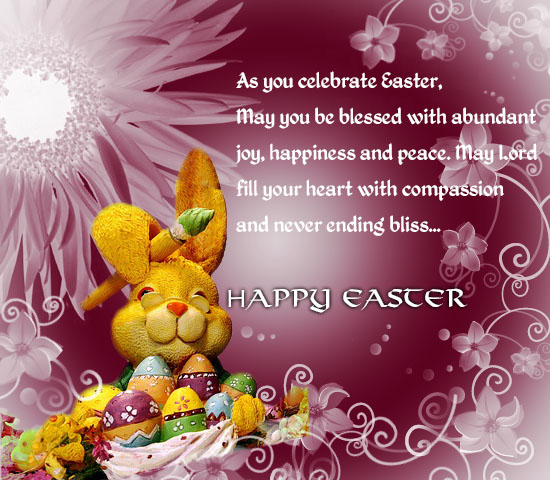 Celebrate Easter Sunday with Greetings Images and Quotes