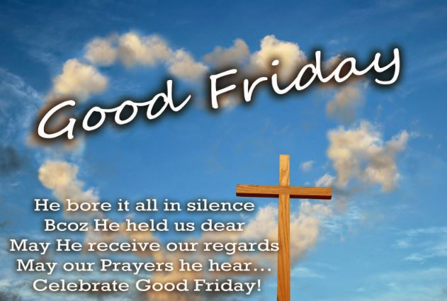 Good Friday Cross Images Quotes To Share on Facebook Whatsapp Instagram