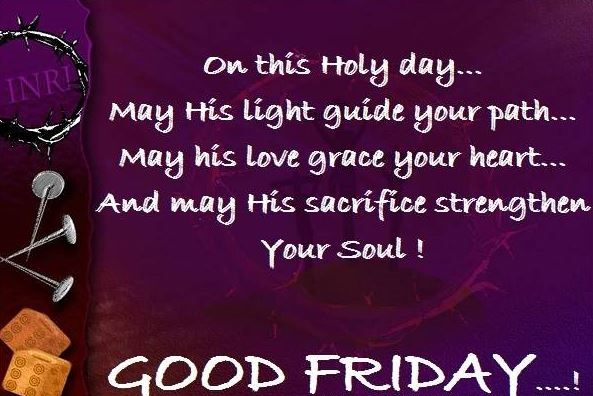 Good Friday Images with Quotes To Share